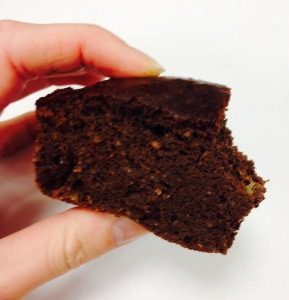 Chocolate Peanut Loaf Cake