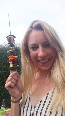 Veggie Kebabs 2